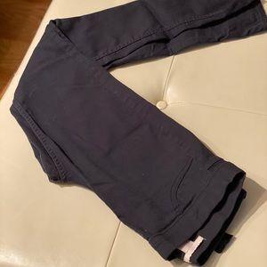 Navy Blue H&M Skinny Jeans